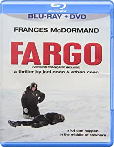 Fargo (Bilingual) [Blu-ray + DVD]