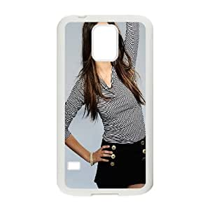 Samsung Galaxy S5 Cell Phone Case White Beautiful Victoria Justice Lrpwb