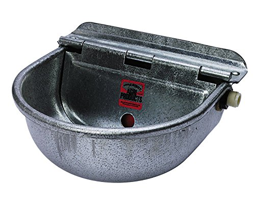 Little Giant Farm & Ag 88SW Galvanized Controlled Stock Waterer ()