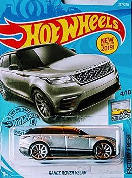 Hot Wheels Land Rover Range Rover 5 Car Set Bundle