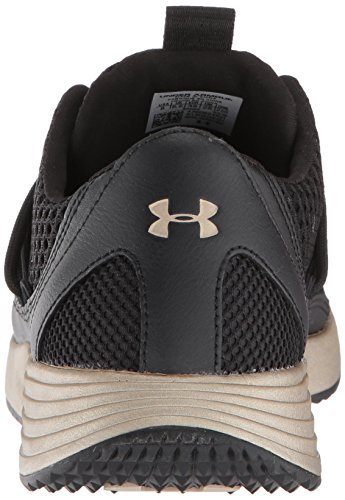 Gold Nm Running Armour Lace W Black metallic Faded 001 Ua Under Breathe Women''s X Shoes TaB6qUxq