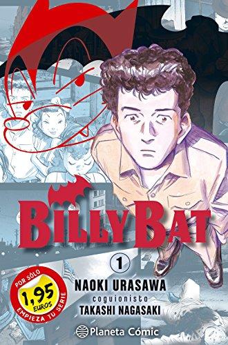 PS Billy Bat n� 01 1,95 por Naoki Urasawa