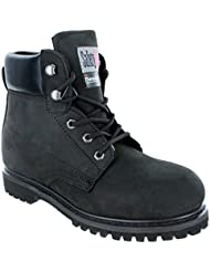 Safety Girl II Insulated Work Boot - Black Soft Toe