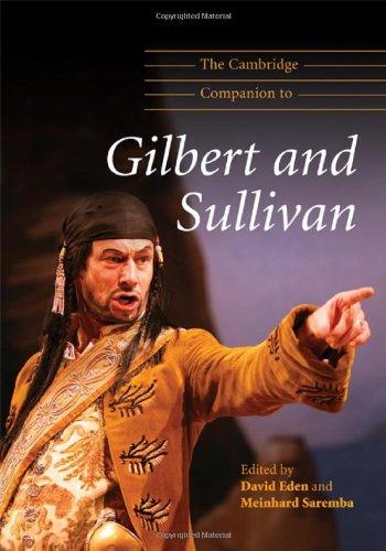 The Cambridge Companion to Gilbert and Sullivan (Cambridge Companions to Music) by Cambridge University Press