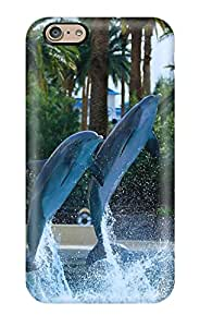 Bfvhmwt3052BPVWi Sam Ayala Awesome Case Cover Compatible With Iphone 6 - Dolphin