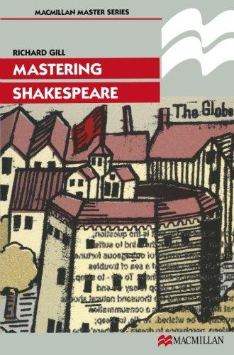 Mastering Shakespeare (Macmillan Master)