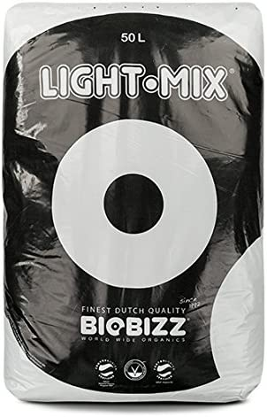 BioBizz - Terra light mix, 50L