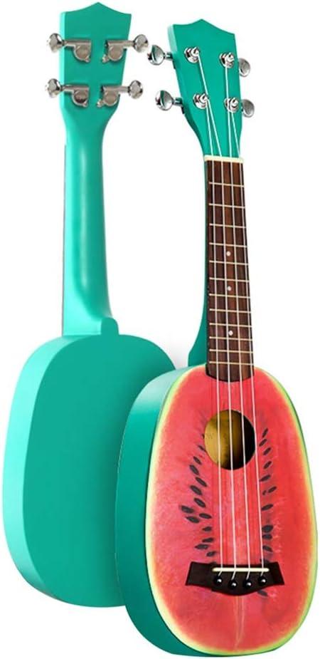 BAIYING-Guitarra Acústica Ukelele Principiante Práctica ...