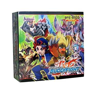 Future Card Buddyfight Ninja Squad Boosters - Pack para ...