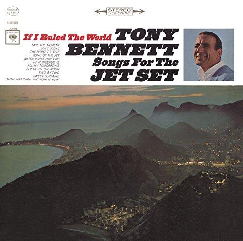 CD : Tony Bennett - If I Ruled the World: Songs for the Jet Set (CD)