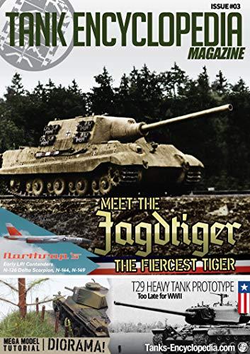 Tanks Encyclopedia Magazine, #3