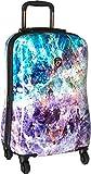 Heys America Unisex Quartz 21'' Spinner Purple Luggage