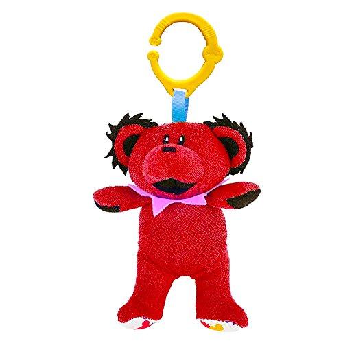 Daphyl's Grateful Dead Dancing Bear, Infant, Interactive Plush Toy -