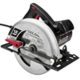 SKIL 7 1/4″ Circular Saw with 20-tooth Steel Blade 12 Amp Motor Review