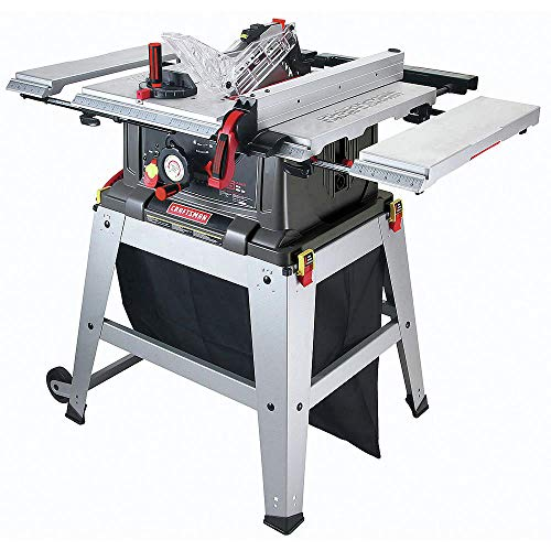 Craftsman 10' Table Saw with Laser Trac 21807