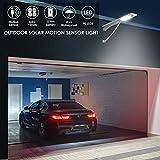 HPcom Solar LED Street Light Outdoor 50W, Auto