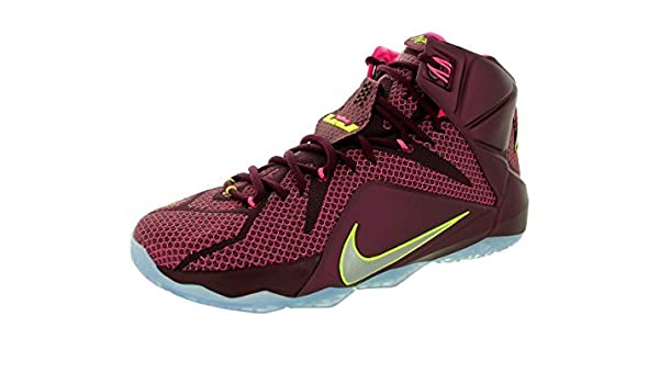 36ee2b49d6c5 Amazon.com  Nike Lebron 12 XII Dunk Force Dunkman James King Cavaliers MVP  (11