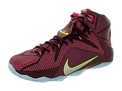 super popular 33e6d 7ba9e Amazon.com: Nike Lebron 12 XII Dunk Force Dunkman James King ...