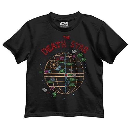 top Star Wars Little Boys' T-Shirt