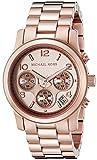 Best Women Watches - Michael Kors Women's Runway Rose Gold-Tone Watch MK5128 Review