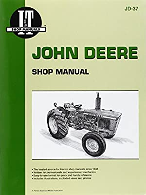 john deere shop manual 1020 1520 1530 2020 i t shop service rh amazon com john deere pro gator 2020 service manual john deere 2020 owners manual