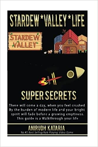 43d5d8c12eb2 Stardew Valley Life SUPER SECRETS A day when you feel crushed by the ...
