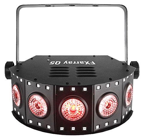(CHAUVET DJ FXarray Q5 RGB+UV LED Wash Light w/RGB SMDs)