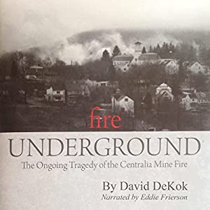 Fire Underground Audiobook