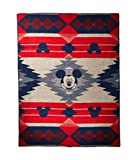 Pendleton Unisex - Mickey's Frontier Jacquard Blanket (Kids) Red One Size