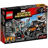 LEGO Super Heroes 76050 - Captain America Movie 2
