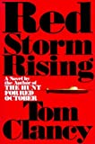 By Tom Clancy Red Storm Rising (Book Club (BCE/BOMC)) [Hardcover]
