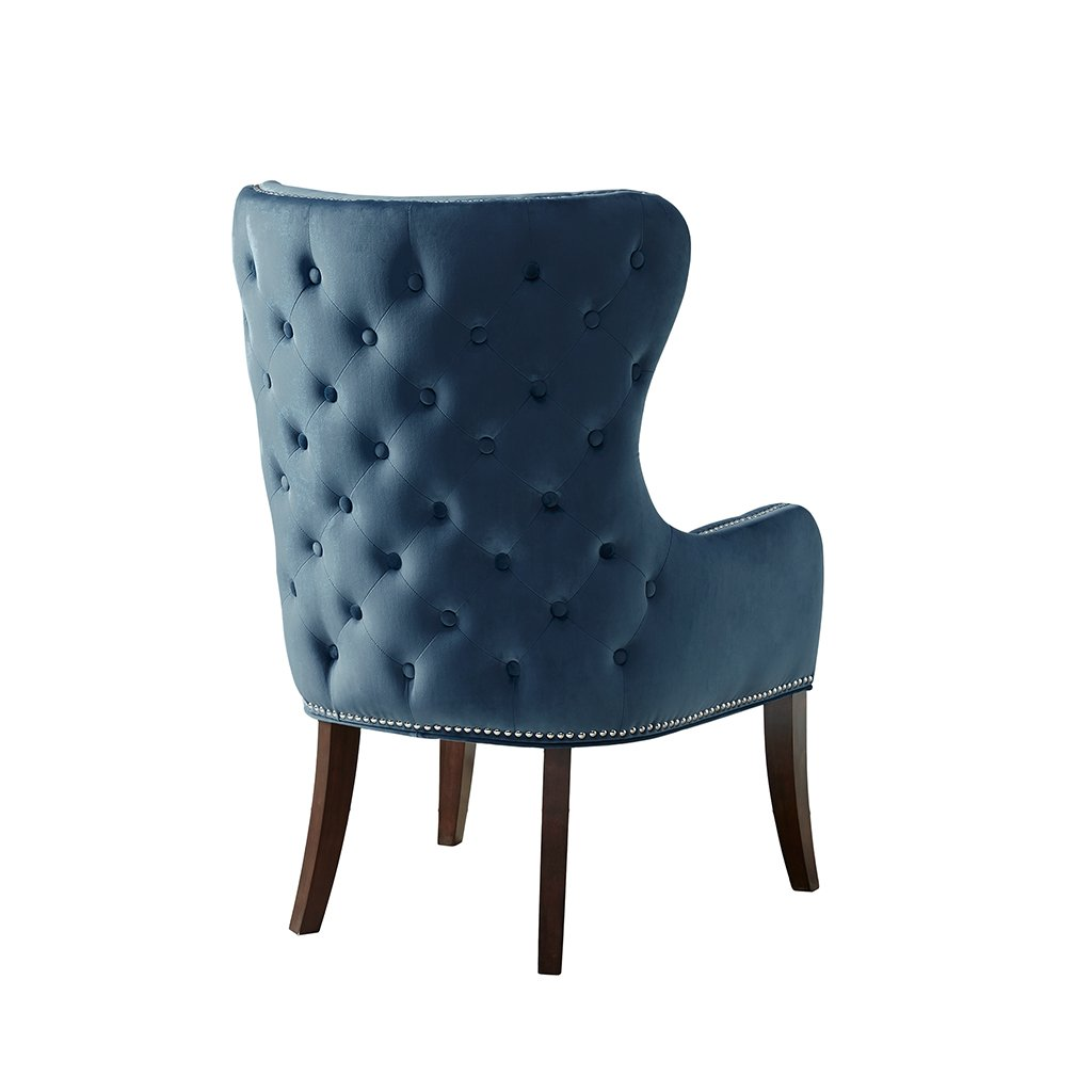 home navy chair design ideas blue chic accent chairs