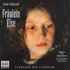 Fräulein Else Hörbuch