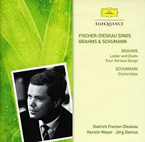 Brahms: Four Serious Songs / Lieder & Duets