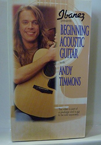 Ibanez Presents: Beginning Acoustic Guitar with Andy (Beginning Acoustic Guitar Video)