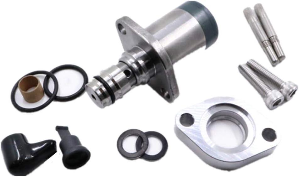 Pressure Suction Control Valve,8-98145453-1 Fuel Pump Regulator Pressure Control Valve for Holden Colorado Isuzu D-Max