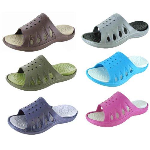 13bd11a4104de0 Dawgs Womens  Premium Slides  Comfort Sandal - Buy Online in Oman ...