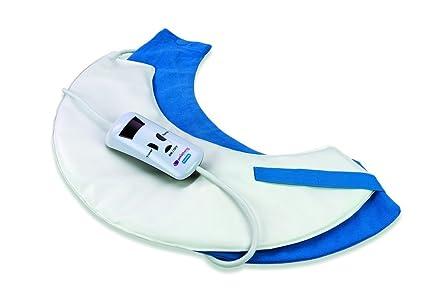 Almohadilla termica cervical - tamaño 45 x 25 cm - potencia 40 w - esterilla electrica