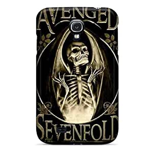 Elaney Case Cover For Galaxy S4 - Retailer Packaging Avenged Sevenfold Protective Case