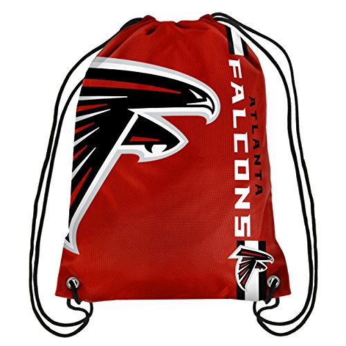 FOCO Atlanta Falcons Big Logo Drawstring (College Football Fan Gear)