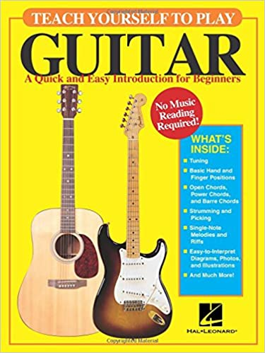 Teach Yourself to Play Guitar: A Quick and Easy Introduction for ...