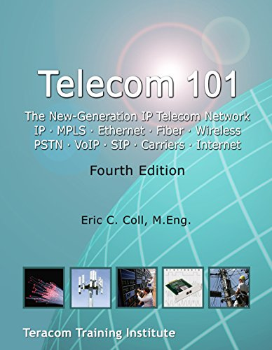 Telecom 101:CTA Study Guide and High-Quality Reference Book Covering All Major Telecommunications Topics... in Plain English.