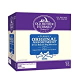 Old Mother Hubbard Classic Crunchy Natural Dog Treats, Original Assortment Mini Biscuits, 20-Pound Box Larger Image