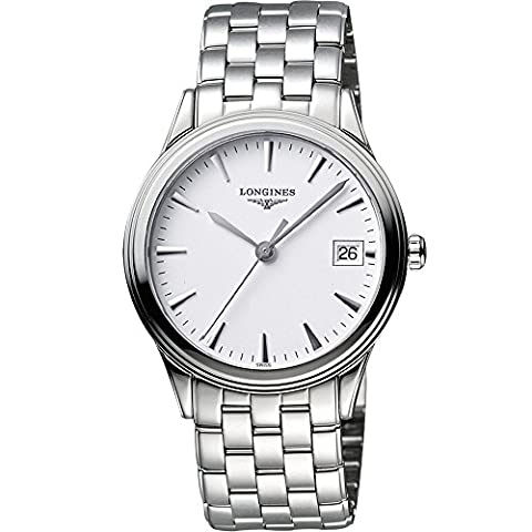 Longines Men's Swiss Automatic Flagship Stainless Steel