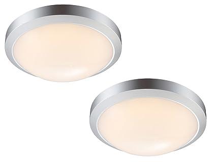 Plafoniere Per Esterno Con Sensore Di Movimento : Set da pezzi lampade soffitto john lampada led parete per