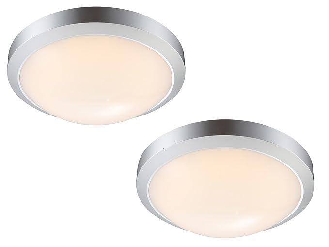 Lampada Led Da Soffitto : Set da pezzi lampade soffitto john lampada led parete per
