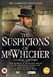 The Suspicions of Mr Whicher - 4-DVD Set ( The Suspicions of Mr Whicher: The Murder at Road Hill House / The Suspicions of Mr Whicher: The Murder [ NON-USA FORMAT, PAL, Reg.0 Import - United Kingdom ]
