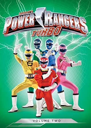 Power Rangers Turbo 2 [DVD] [Import]