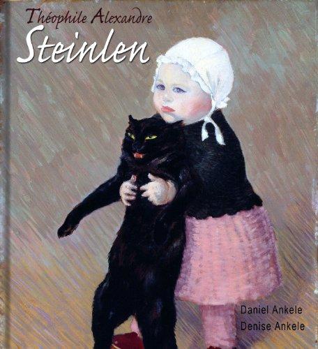 (Théophile Alexandre Steinlen: 225 Art Nouveau Reproductions )
