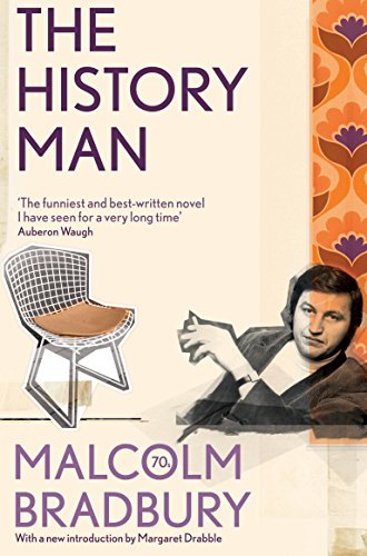 Book cover for The History Man